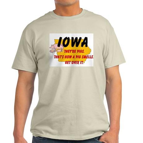 Iowa Pigs T-Shirt