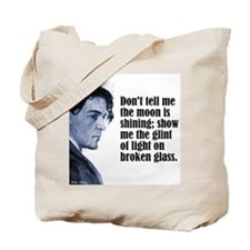 "Chekhov ""Don't Tell Me"" Tote Bag"