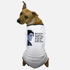 "Chekhov ""Don't Tell Me"" Dog T-Shirt"