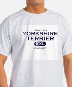 Property of Yorkshire Terrier T-Shirt