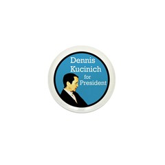 Dennis Kucinich for President Small Pin