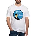 Dennis Kucinich Fitted Tee Shirt