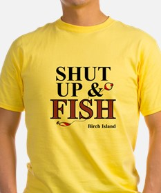 Shut Up & Fish T