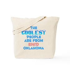 Coolest: Enid, OK Tote Bag