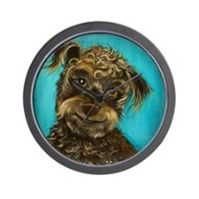 Schnoodle Wall Clock