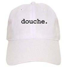 douche. Baseball Cap