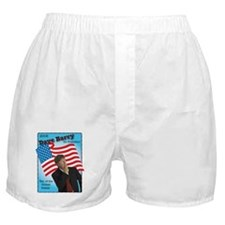 Dave Barry For President  Boxer Shorts