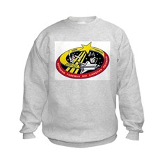 Shuttle STS-123 Sweatshirt
