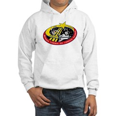 Shuttle STS-123 Hoodie