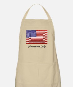 3 Flags Super Imposed BBQ Apron
