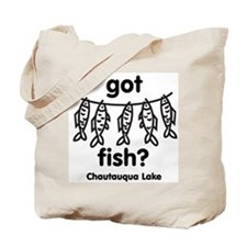 got fish? Tote Bag