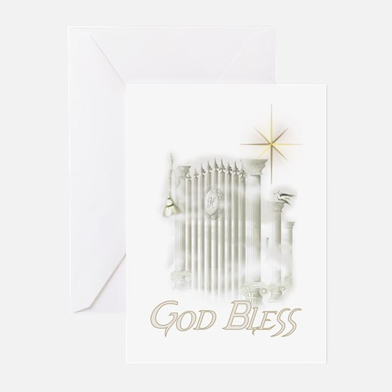 Heavens Gate Greeting Cards (Pk of 10)