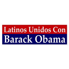 Latinos Unidos Con Barack Obama