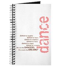 We Create the Dreams Journal