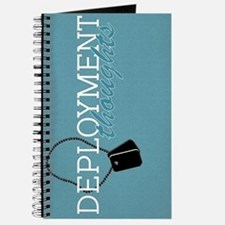 Deployment Thoughts Journal