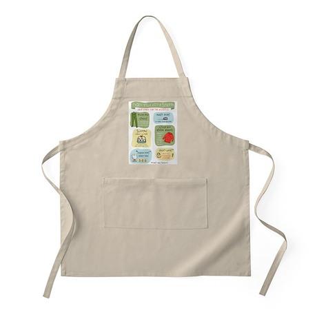 """Fairy Tale Gift Shoppe"" Cookie Baking Apron"
