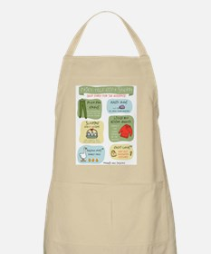 """Fairy Tale Gift Shoppe"" Cookie Baking Apron"