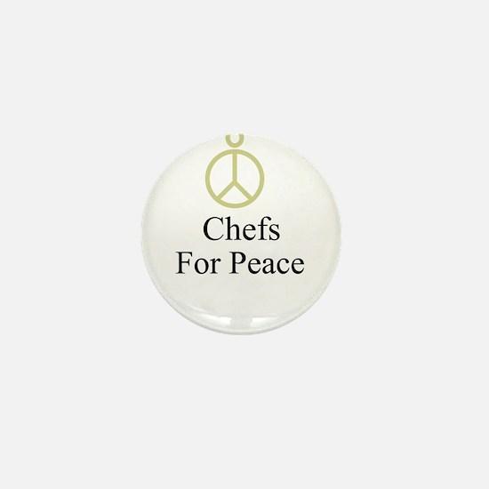 Chefs Mini Button