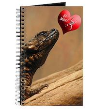 Helaine's Lizard Valentine Journal