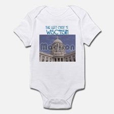 Madison Wisconsin Infant Bodysuit