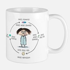 Medicinal Cures and Causes Mug