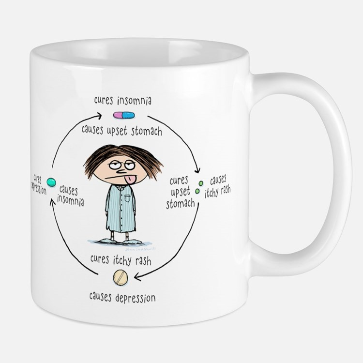 Medicinal Cures and Causes Mug