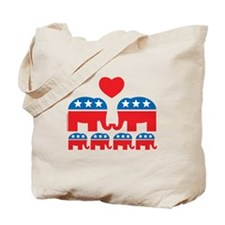 Republican Family Tote Bag