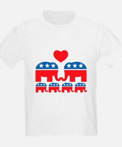 Republican Family T-Shirt