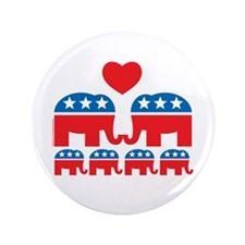 "Republican Family 3.5"" Button"