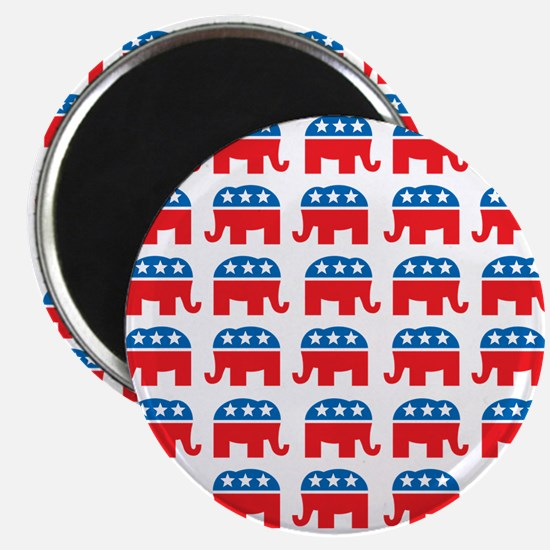Republican Rally Magnet