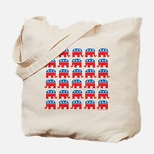 Republican Rally Tote Bag