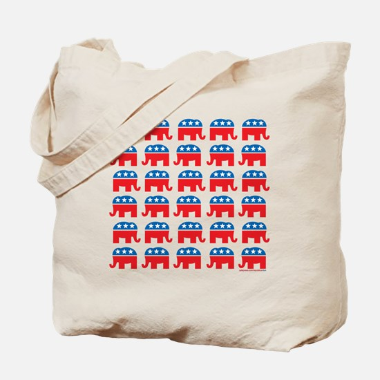 Republican Rally Tote Bag