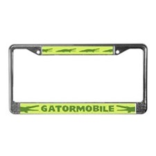 Gatormobile License Plate Frame