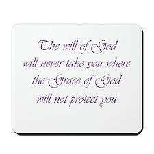 Grace of God Mousepad