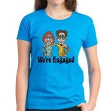 Funny Engagement Tee
