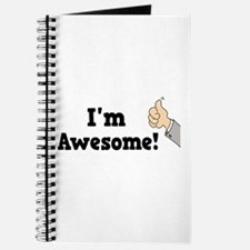 I'm Awesome Journal