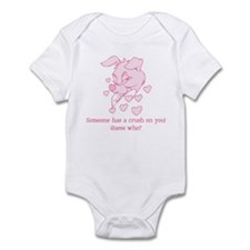 Crush On You Infant Bodysuit