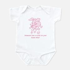 Crush On You Infant Bodysuit