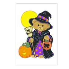 Which Witch Bear Postcards (Package of 8)