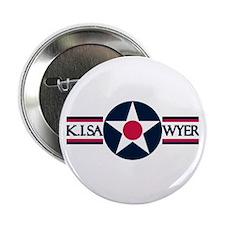 """K. I. Sawyer AFB 2.25"""" ReUnion Button (10)"""
