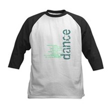 """Blue and Green """"We Create the Tee"""