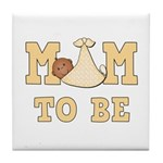 Mom to Be Tile Coaster