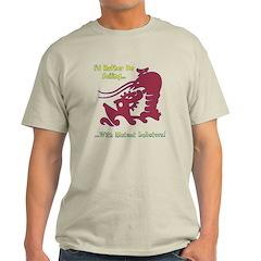 Mutant Lobster T-Shirt
