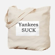 Yankees Suck Collection Tote Bag