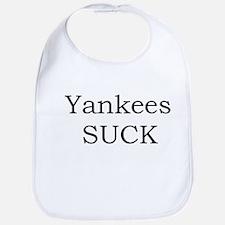 Yankees Suck Collection Bib