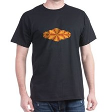 Orange Illusion T-Shirt