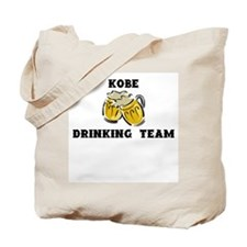 Kobe Tote Bag