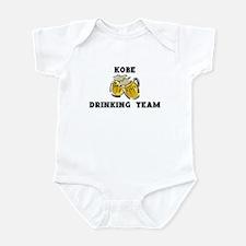 Kobe Infant Bodysuit