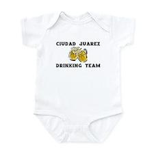Ciudad Juarez Infant Bodysuit