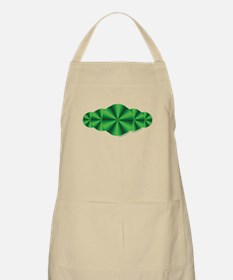 Green Illusion Apron